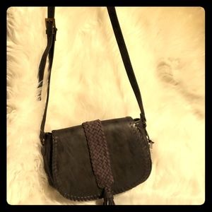 Steve madden shoulder cross mid size purse